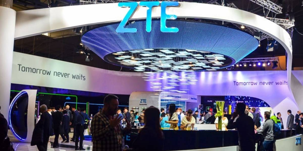 ZTE recibe una multa millonaria en Estados Unidos