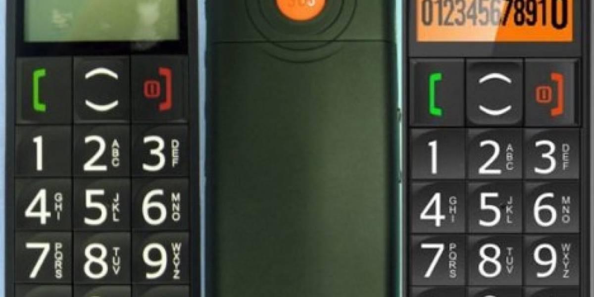 ZTE S302: un celular para adultos mayores peleados con la tecnología