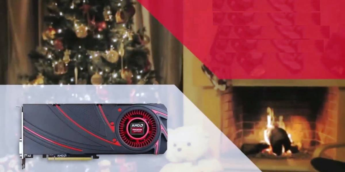 "AMD propone una Feliz Navidad ""egoista"""