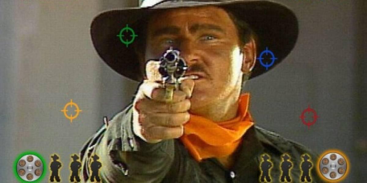 Mad Dog McCree regresa el viejo oeste a tu Wii