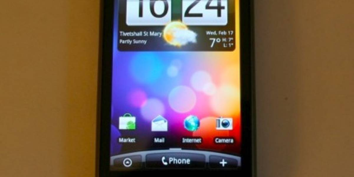 Lograron cargar la ROM de un HTC Desire en un Nexus One