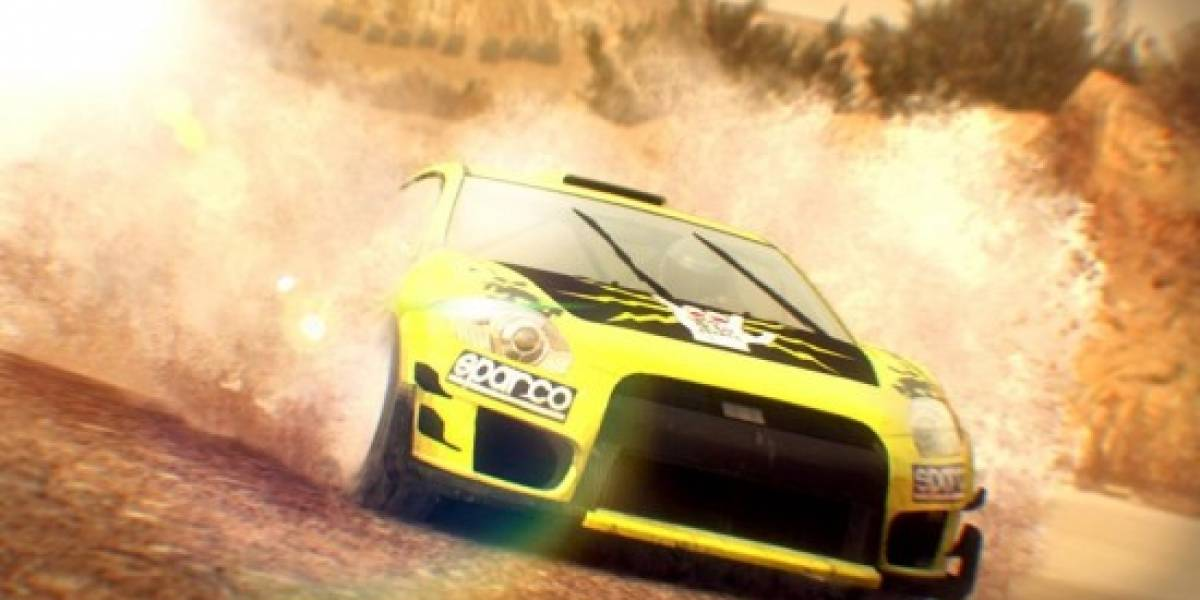 Codemasters retrasa DiRT 2 para el PC