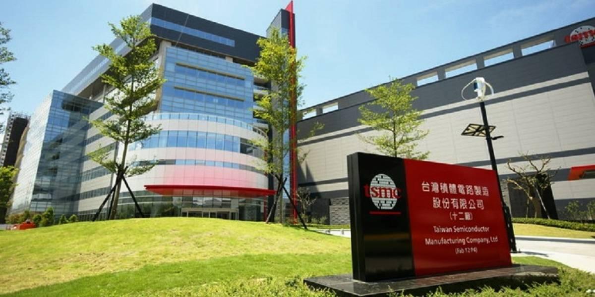 TSMC alcanza el 46% del mercado mundial de semiconductores