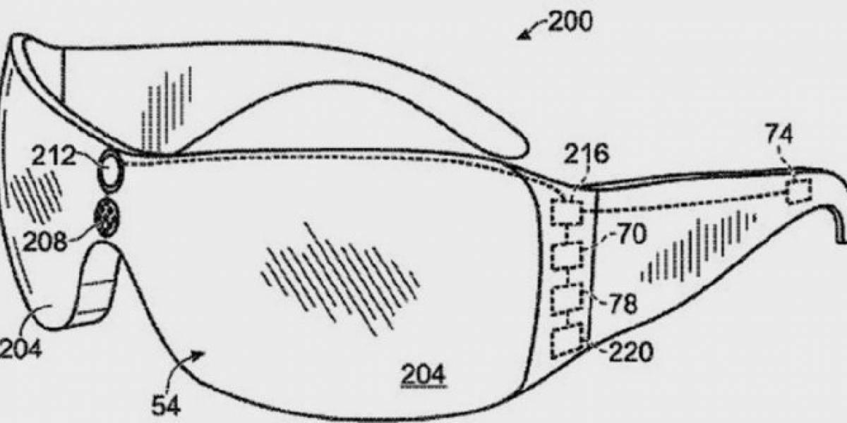 Microsoft patenta gafas para videojuego que siguen gestos y movimientos de los ojos
