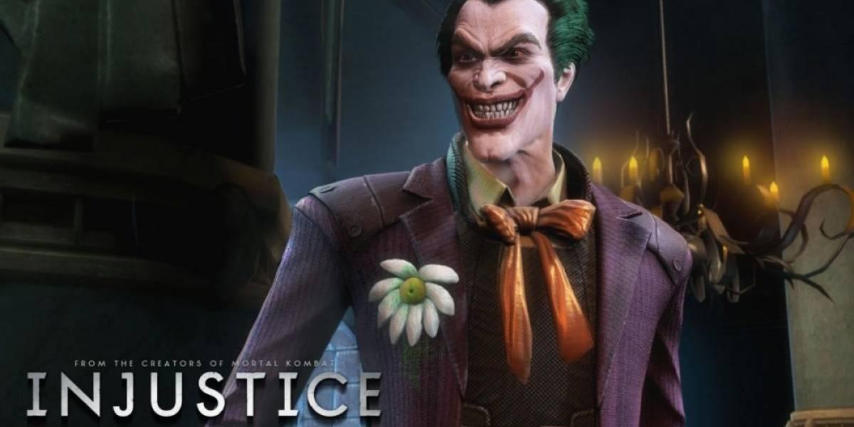 Lista de trofeos de Injustice 2 revela nuevo personaje