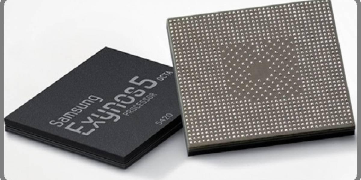 Samsung revela detalles de su nuevo SoC Exynos 5