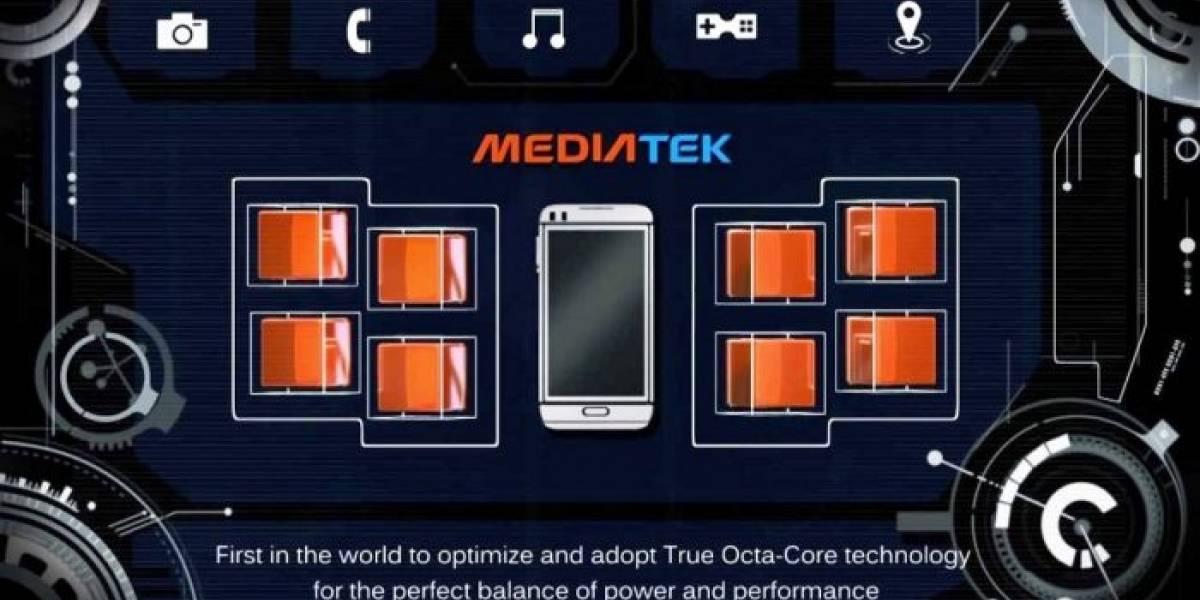 MediaTek defiende su tecnología de ocho núcleos