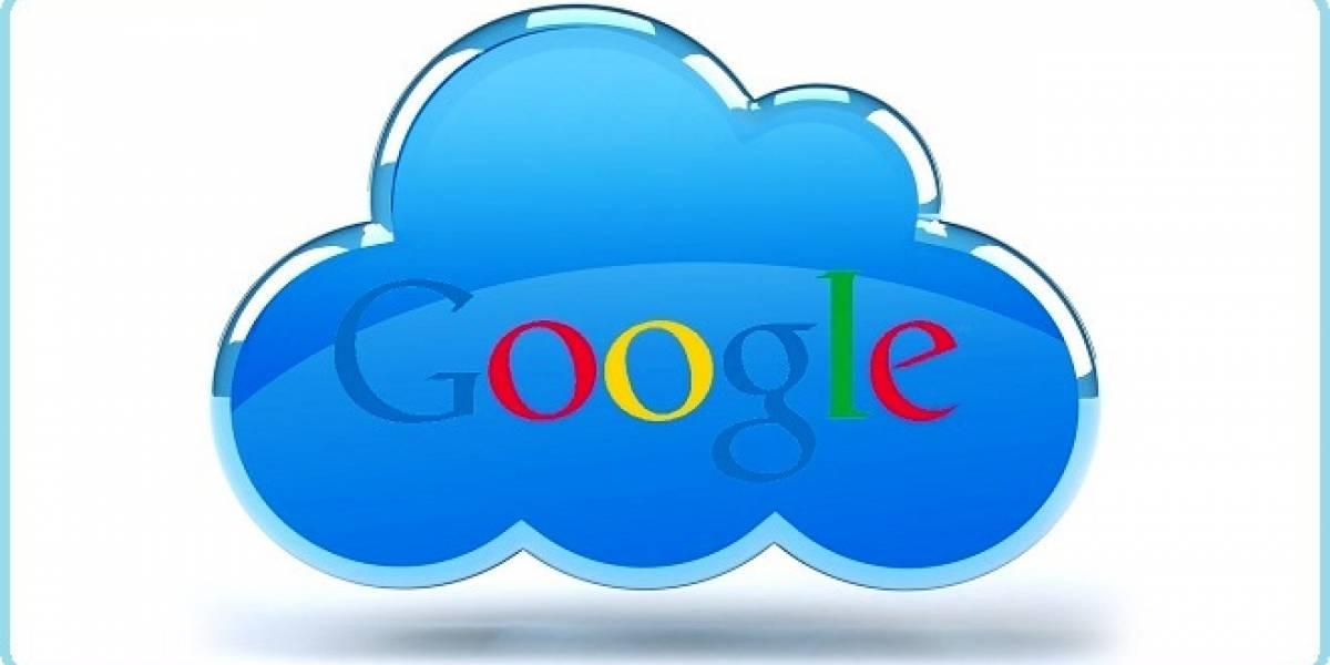Google propone servicio de recepción física de discos duros para subir los datos a la nube