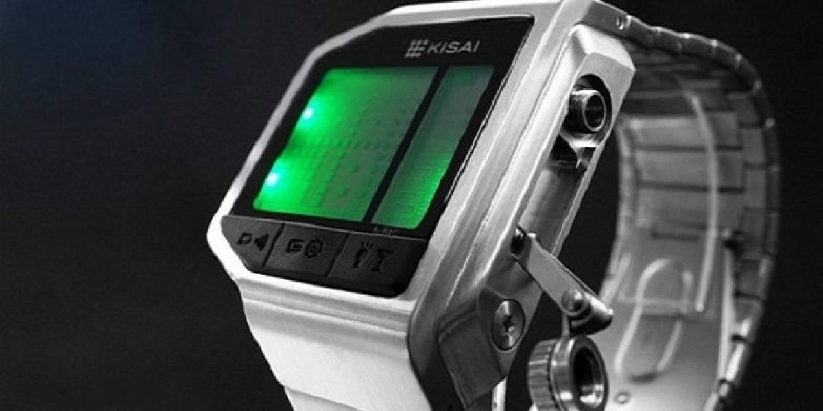 """Tokyoflash presenta su reloj """"Kisai Intoxicated"""" con medidor de alcoholemia incorporado"""