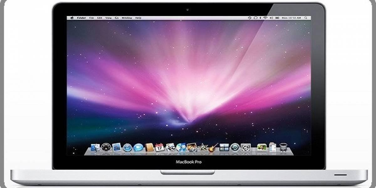 El MacBook Pro con procesador  Haswell sería lanzado en octubre
