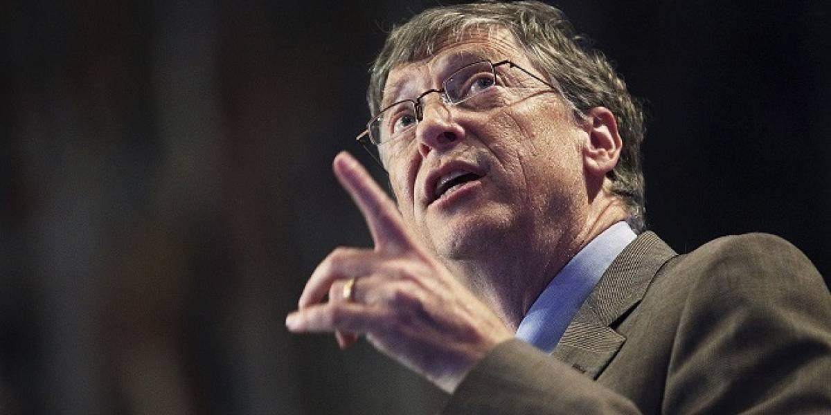Rumores de un posible retorno de Bill Gates a la dirección de Microsoft