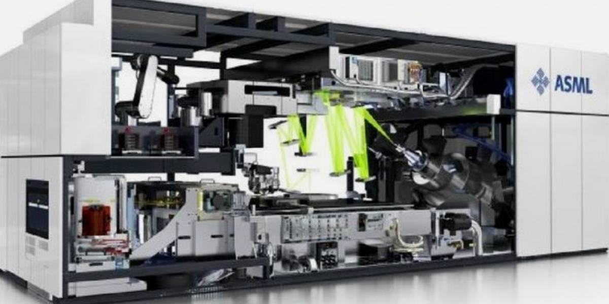 Tecnología de manufactura de chips por luz ultravioleta extrema se haría realidad en 2015