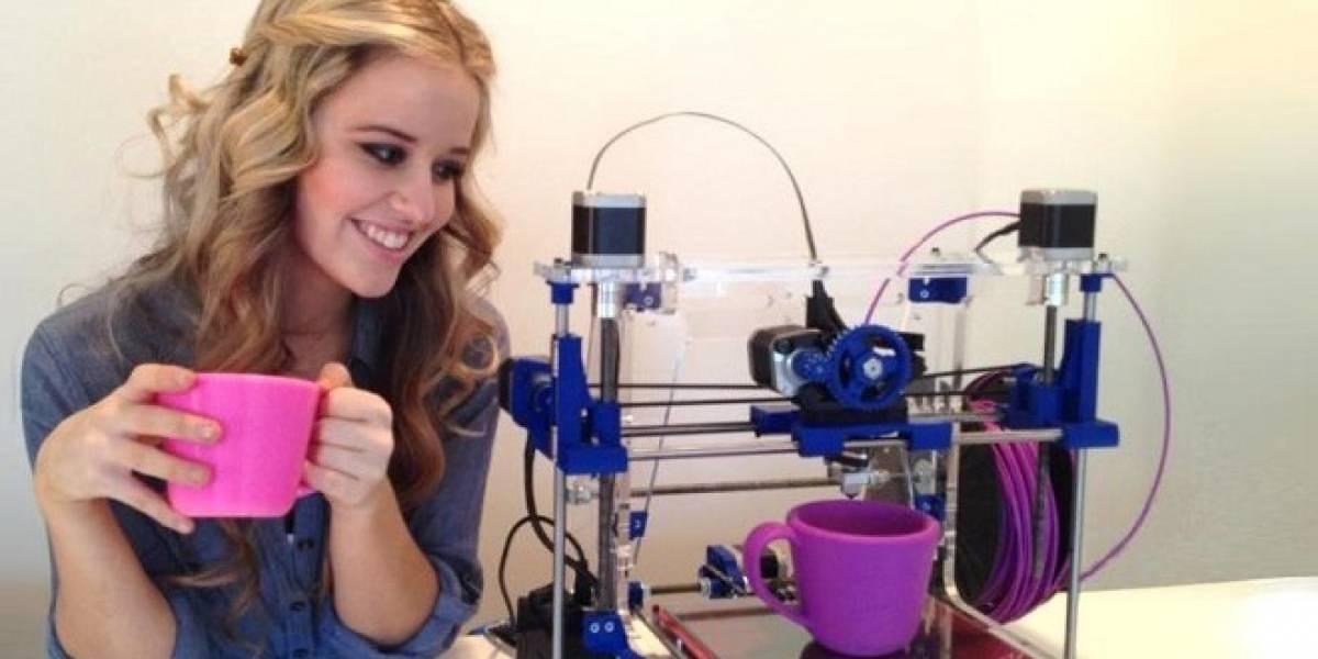 Impresoras 3D caseras arrojarían emisiones potencialmente dañinas