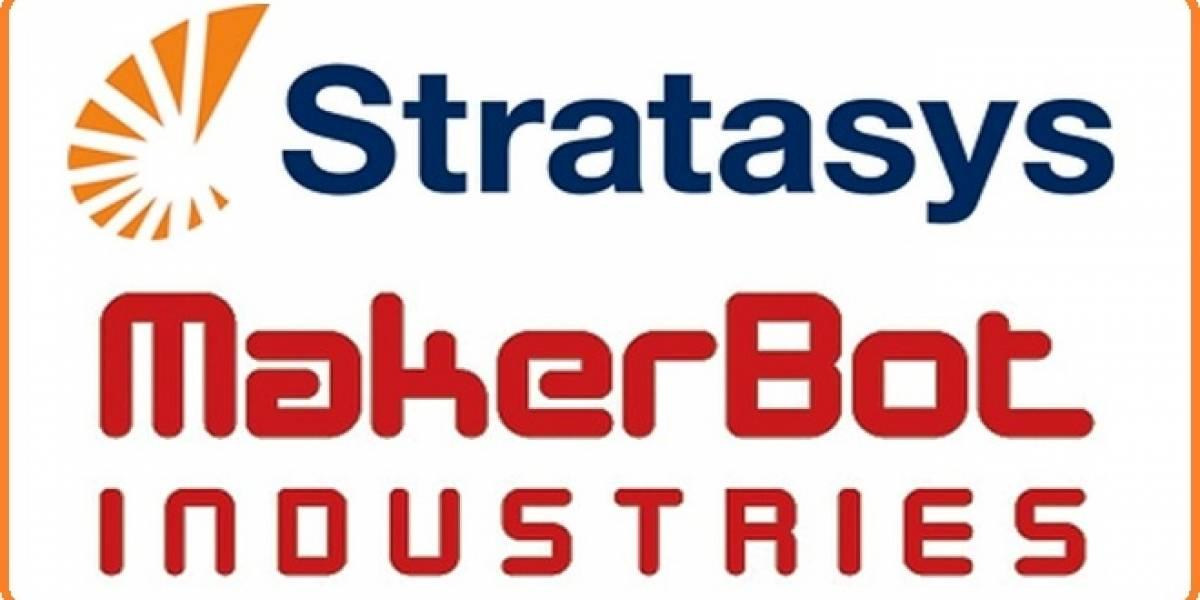 MakerBot es adquirido por el gran fabricante de impresoras 3D, Stratasys