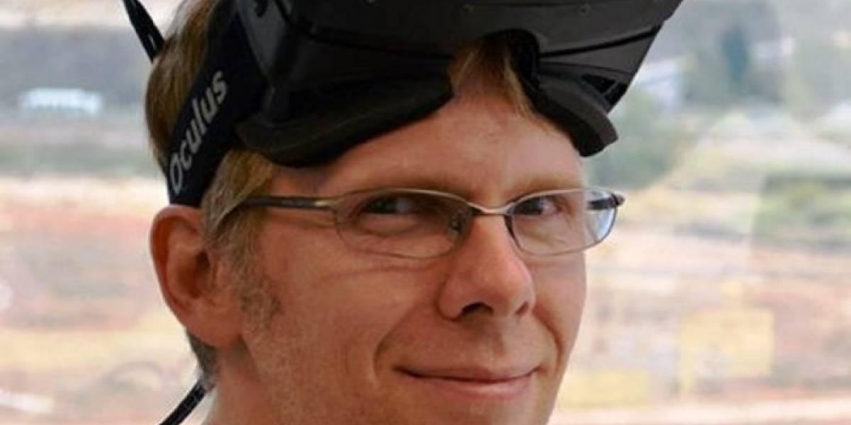 John Carmack se une a Oculus VR como director de tecnología