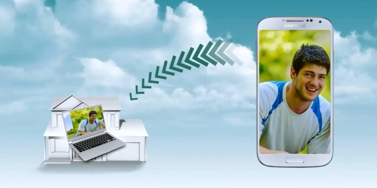 Samsung presenta HomeSync Lite: la nube personal  alojada en tu PC