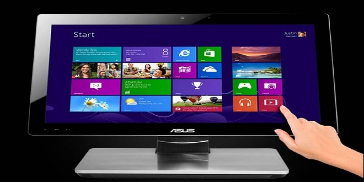 Los despachos mundiales de ordenadores AiO crecerán un 17,3% en 2013