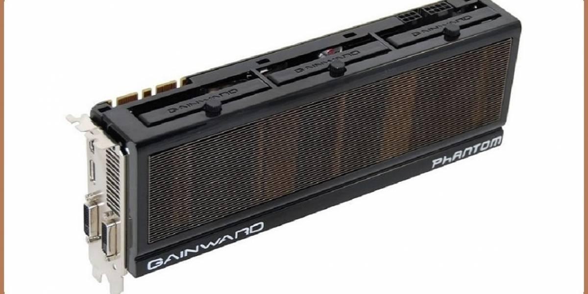 "Gainward lanza su tarjeta gráfica Phantom GTX 780 ""GLH"""