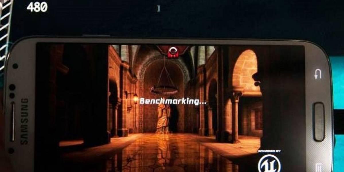 Samsung habría aumentado la velocidad de reloj del GPU del Exynos Octa en los benchmarks