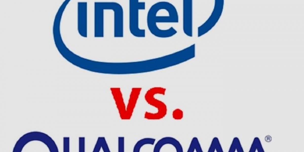 Qualcomm supera a Intel por segundo año consecutivo