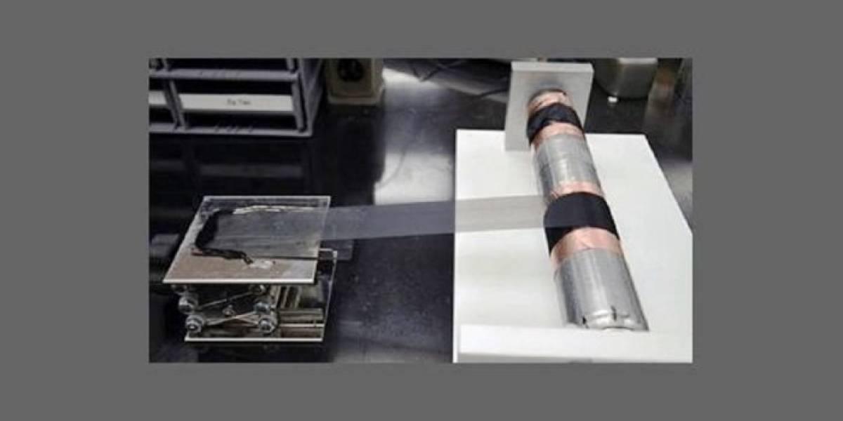 Baterías de litio verían capacidad decuplicada agregándoles silicio
