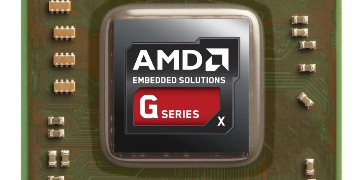 AMD expande su línea de SoCs G Series de bajo consumo para sistemas industriales