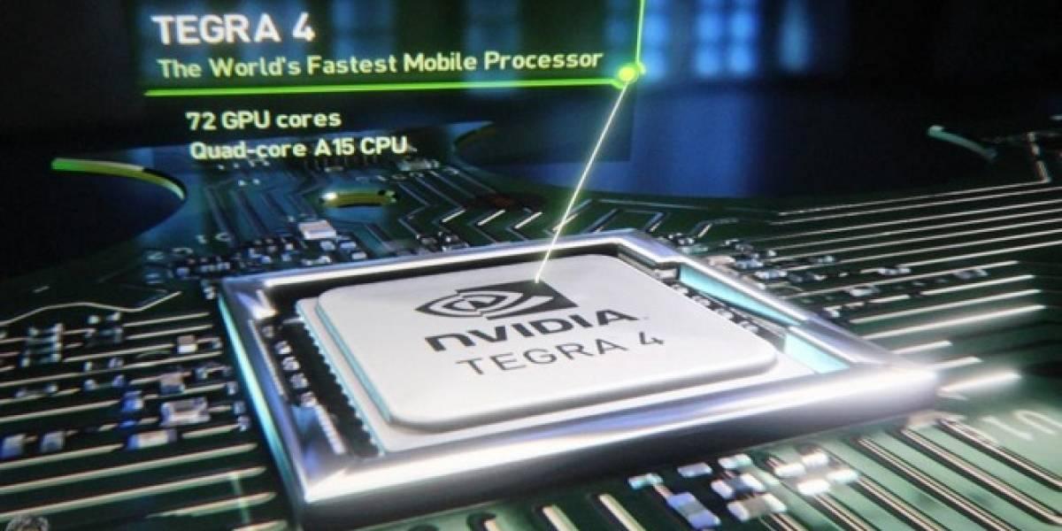 Muestran benchmark del chip Tegra 4 ejecutado en pantalla 1080p