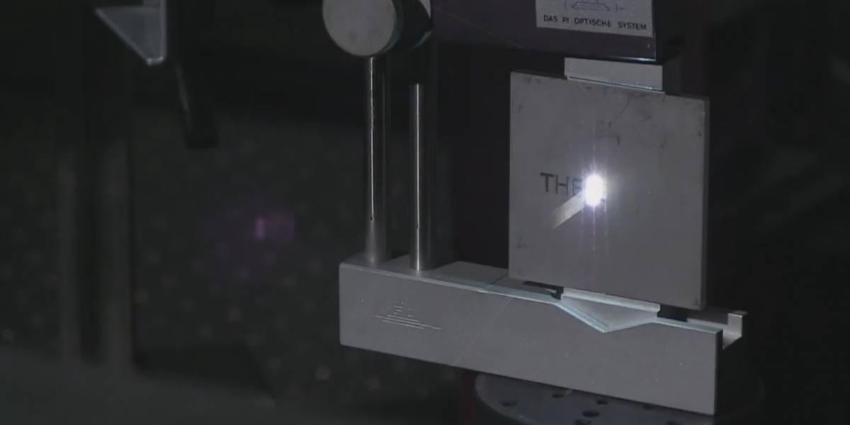 Científicos desarrollan tratamiento láser para volver el acero inoxidable
