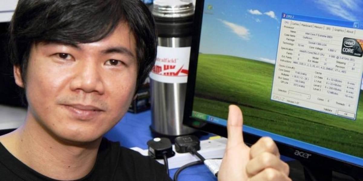 Conociendo a HiCookie: El célebre overclocker  taiwanés