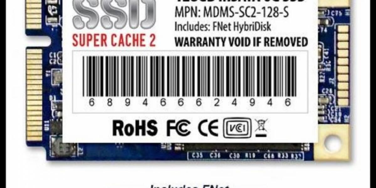 MyDigitalSSD presenta su nuevo SSD Super Cache 2 mSATA III