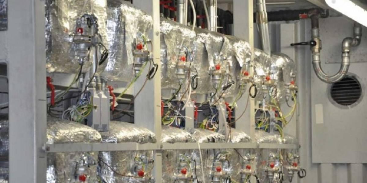 Planta de fusión fría de 1 Megawatt disponible por 1,5 millones de dólares
