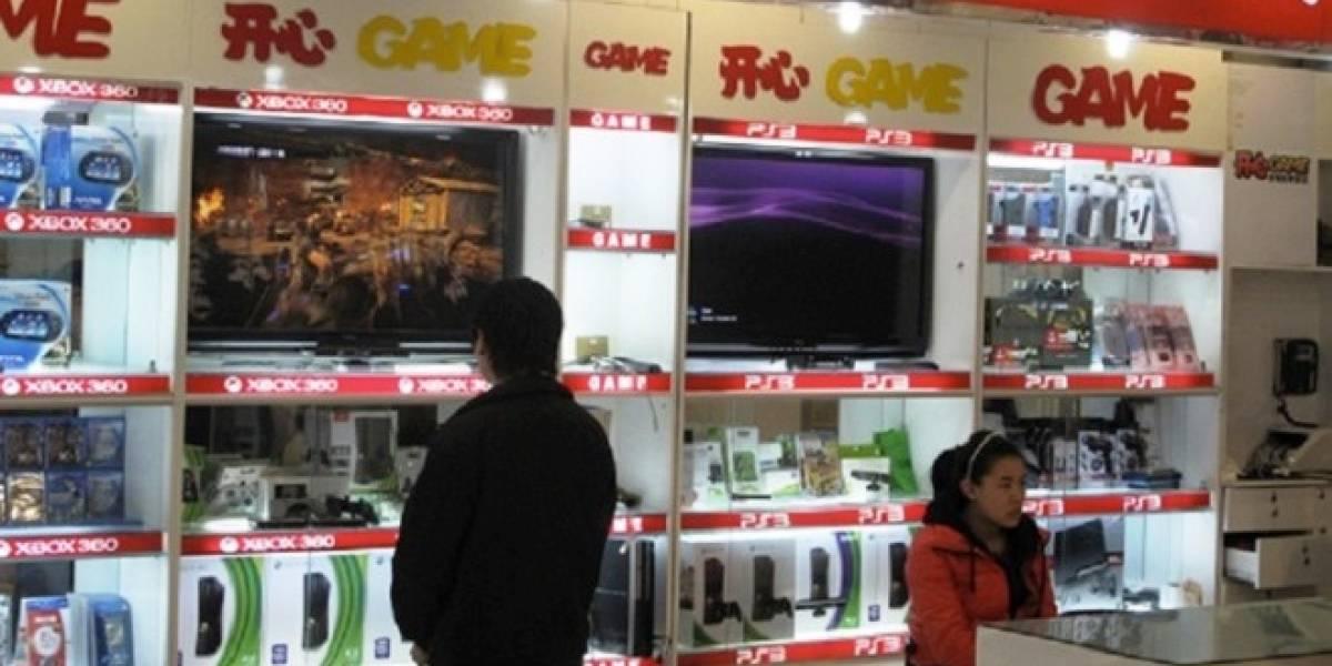 China finaliza oficialmente la prohibición de venta de consolas de videojuegos en su territorio