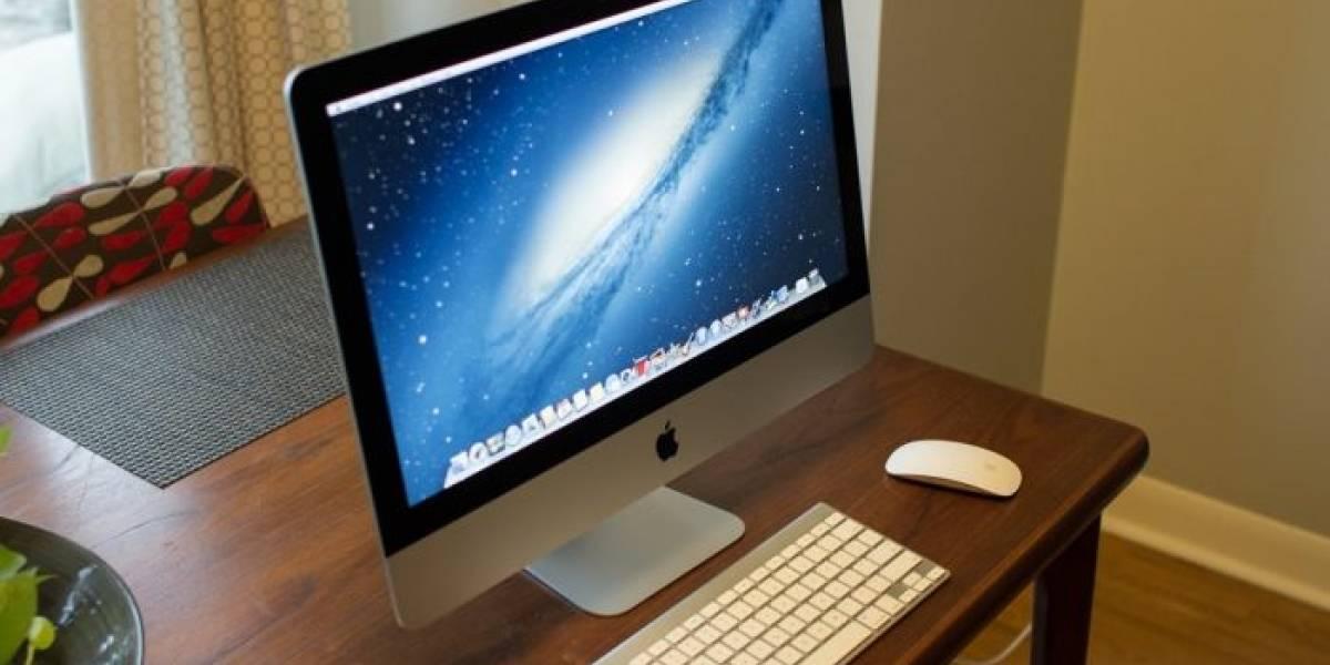 Apple anuncia programa de sustitución de GPUs para algunas iMacs