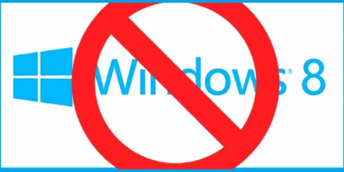 HWBot no aceptará records de overclock hechos con PCs en Windows 8