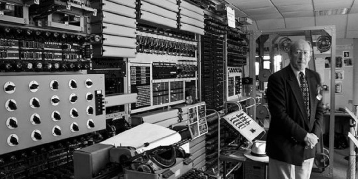 Primer computador electrónico del mundo cumple 70 años