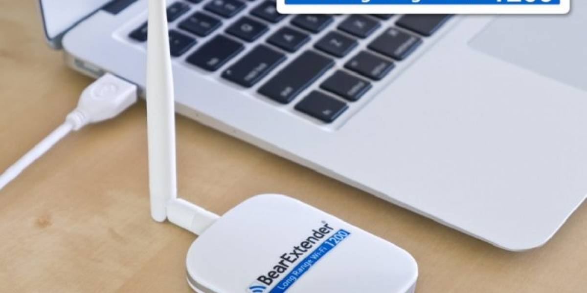 BearExtender lanza dos nuevos extensores de señal Wi-Fi para Mac