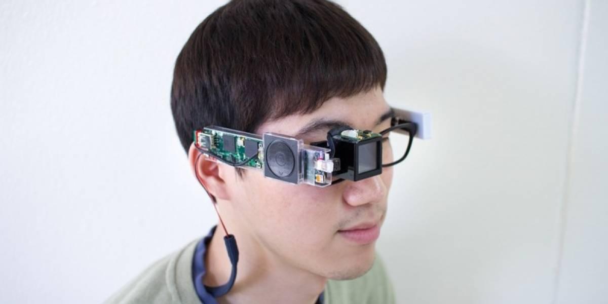 Diseñan gafas de realidad aumentada que funcionan como la visión humana