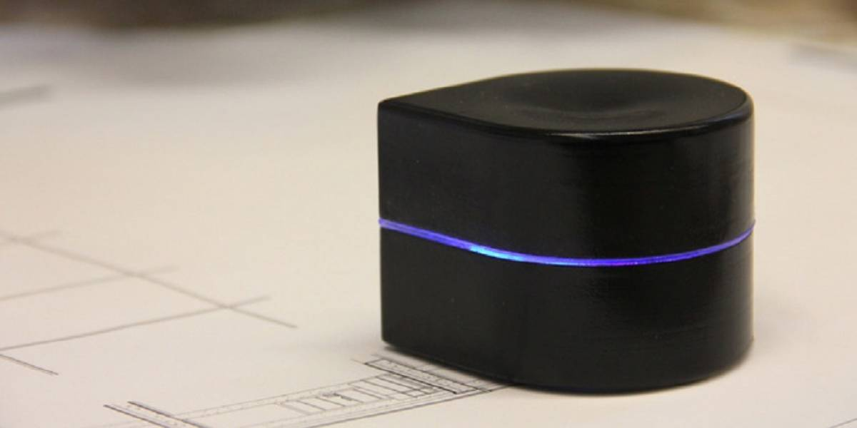 The Pocket Printer: La mini impresora robot
