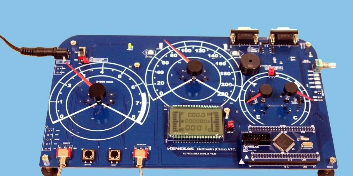 Desarrollan memoria flash con mayor capacidad para microcontroladores