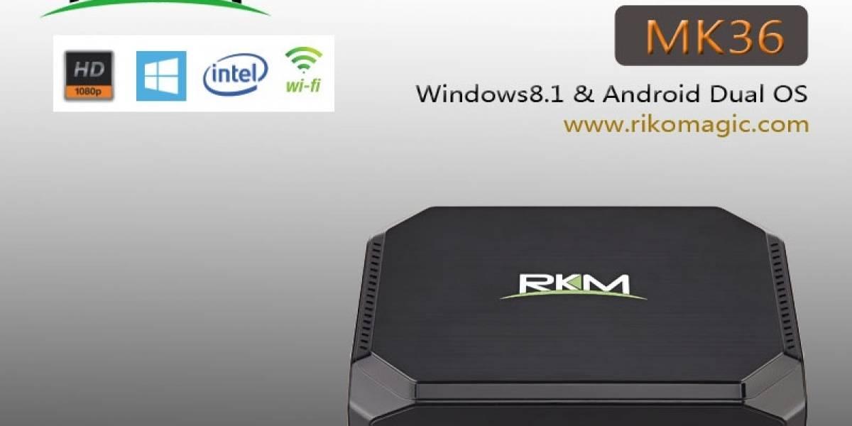 Rikomagic MK36: Nuestra comunidad revisa este dispositivo