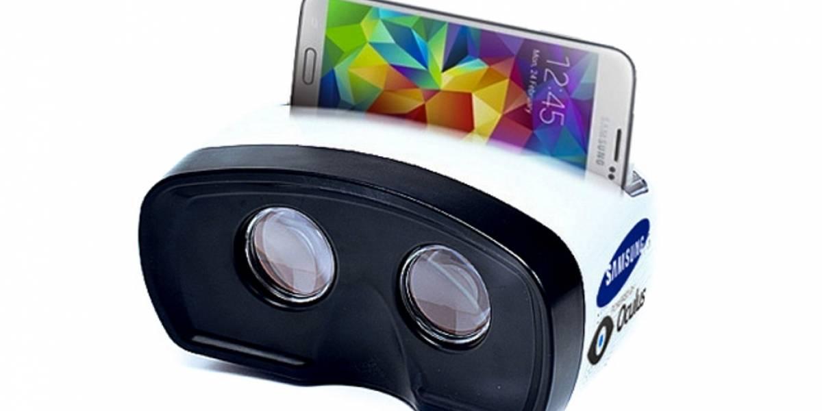 Samsung se habría asociado con Oculus para crear sus propias gafas VR para móviles