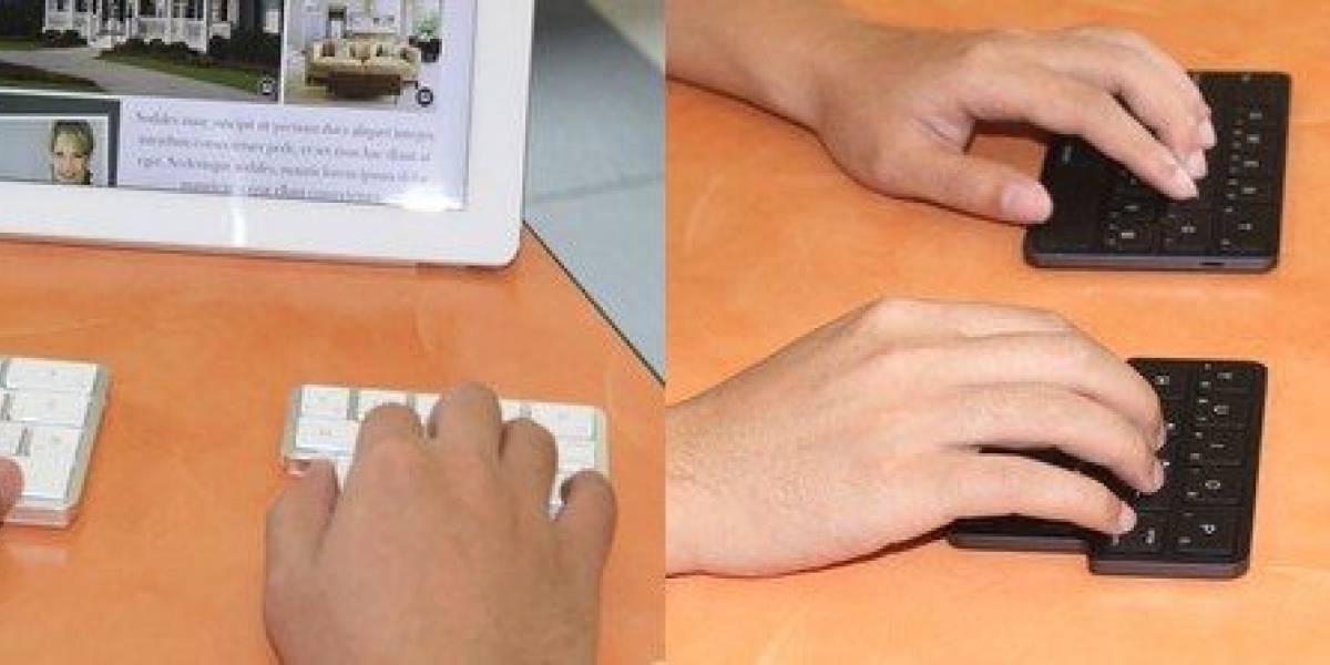 KeMice: El teclado-mouse