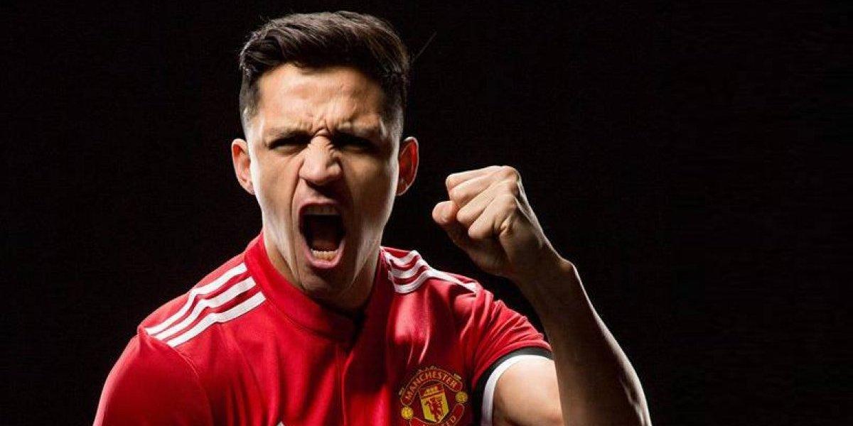 """Alexis en exclusiva con El Gráfico Chile tras su llegada a Manchester United: """"Quiero ganar todo, para eso vine"""""""