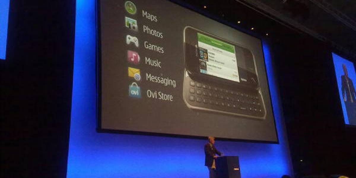 Inauguración del Nokia World 2009 y sus novedades