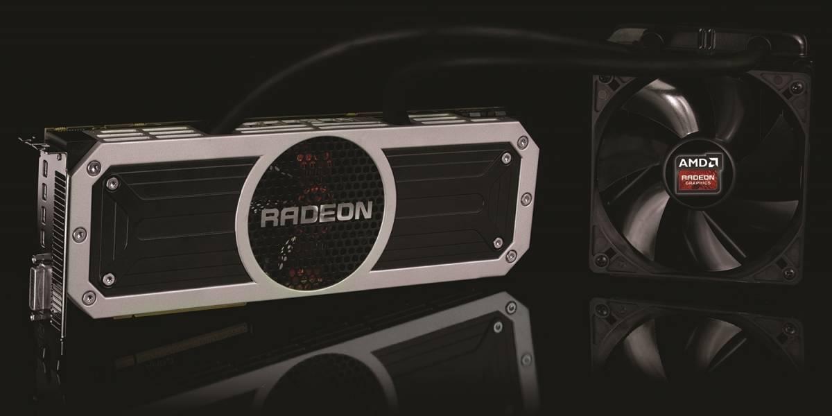 "AMD lanza su tarjeta de video Radeon R9 295X2 ""Vesuvius"""