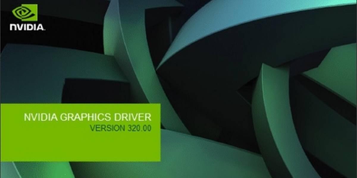 Controladores GeForce 320.00 Beta a prueba