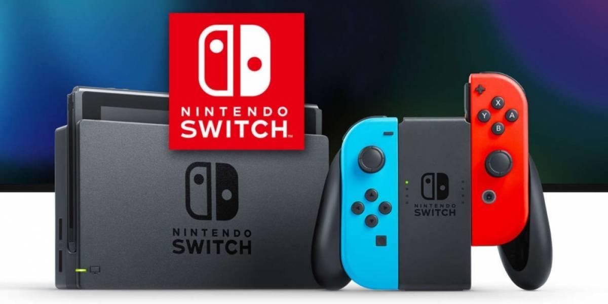 La Nintendo Switch se actualiza con nuevas funciones