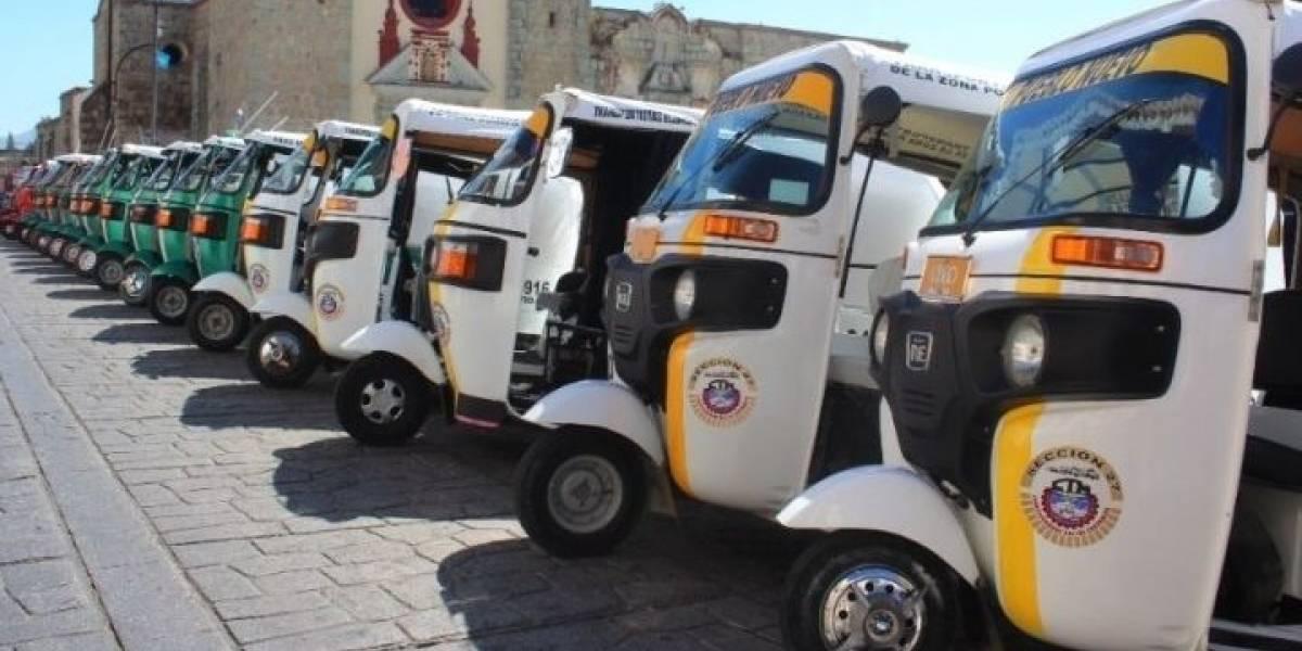 Operarán mototaxis en la zona metropolitana de Monterrey