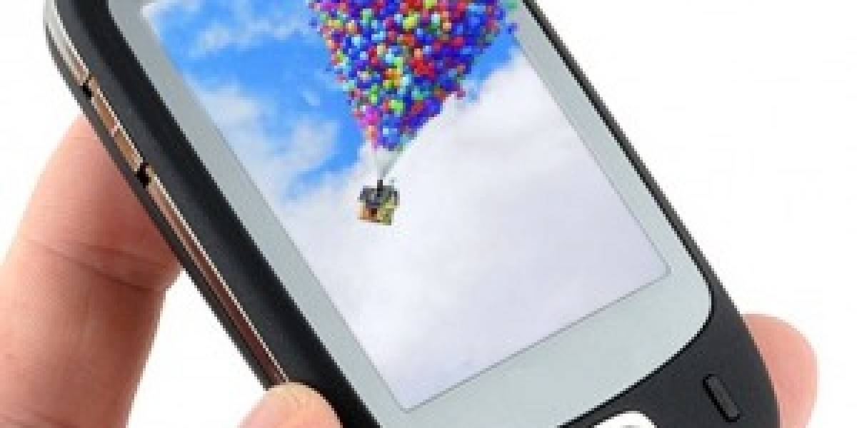 Sharp creó una pantalla touch 3D para móviles