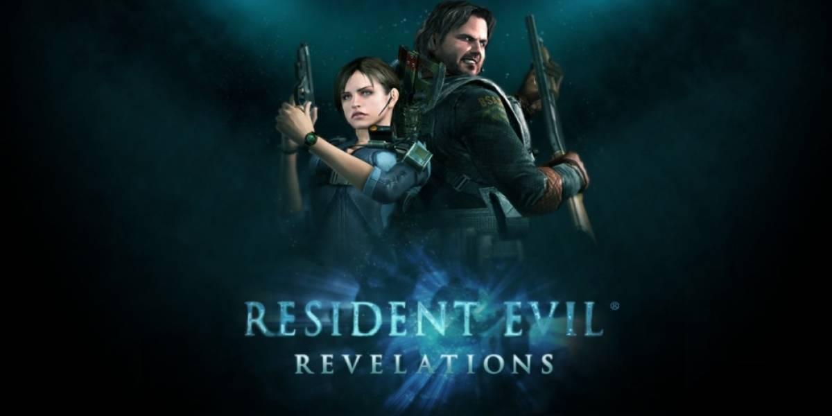 Así luce Resident Evil Revelations en PS4 y Xbox One